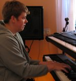 "Zoo, Spring 2006, Recording ""Greenhouse"""